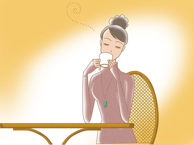 女性薄毛とコーヒー
